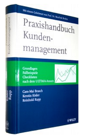 Cover Praxishandbuch Kundenmanagement